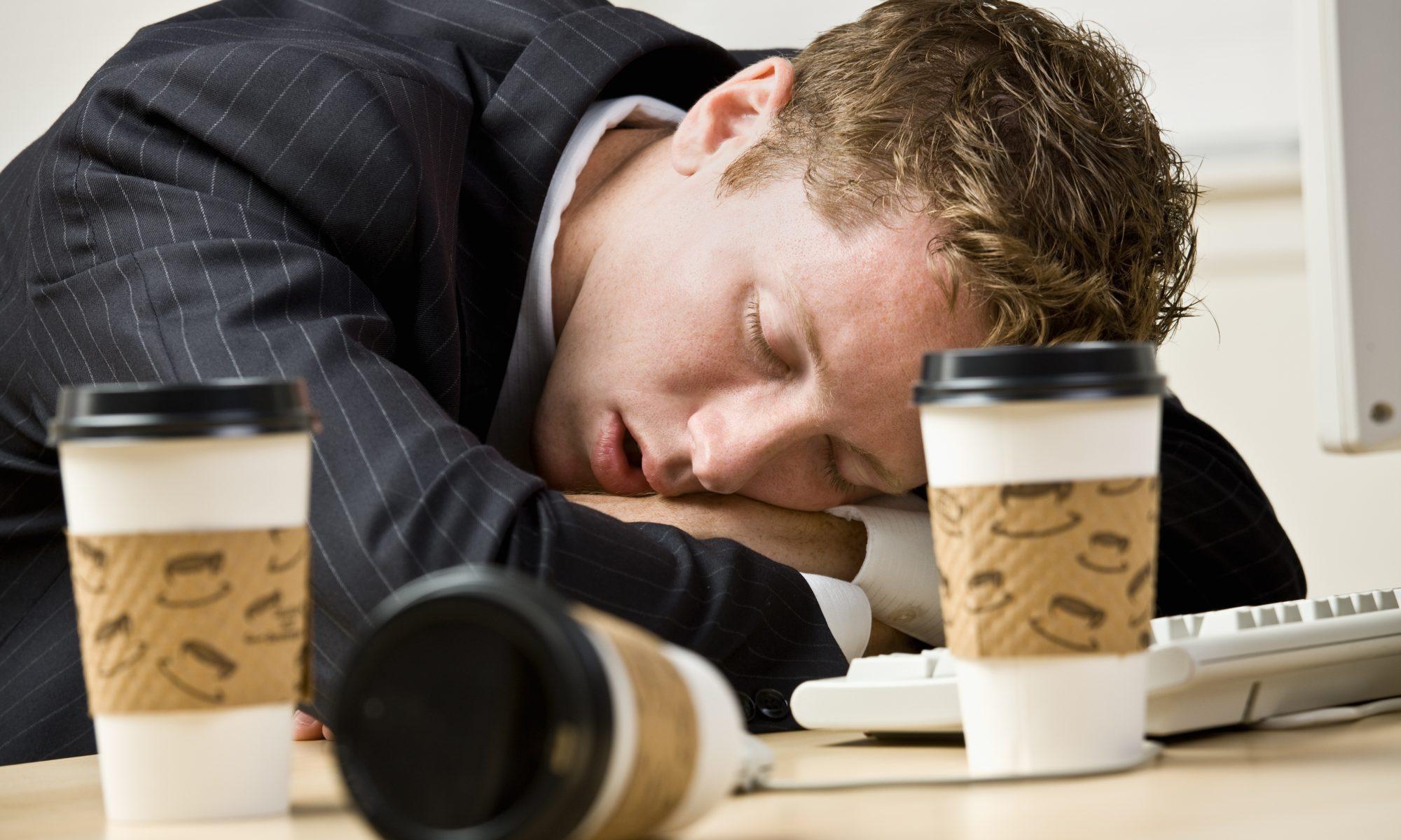 Work less, sleep more